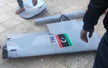 Χαλίφα Χαφτάρ: «Ρίξαμε τουρκικό drone έξω από την Τρίπολη»