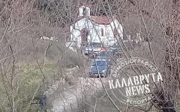 Καλάβρυτα: Δέντρο καταπλάκωσε και σκότωσε 40χρονο άνδρα