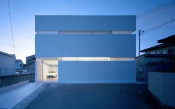 Το σπίτι που φτιάχτηκε για να φαίνεται το… αυτοκίνητο