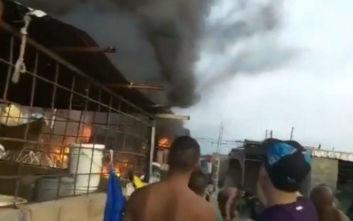 Βενεζουέλα: Τουλάχιστον 10 νεκροί σε «πόλεμο συμμοριών» σε φυλακή