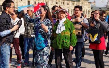 Οκτώ Κινέζοι τουρίστες μεταφέρθηκαν σε νοσοκομείο της Μόσχας