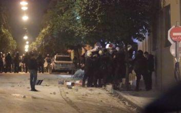 Καρέ - καρέ η επιχείρηση της αστυνομίας στο Κουκάκι
