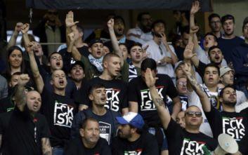 Επιστολή της Λάτσιο σε οπαδούς που χαιρέτησαν ναζιστικά: «Μας χρωστάτε 50.000 ευρώ»