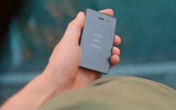 Το κινητό που θέλει να μας επιστρέψει στα βασικά