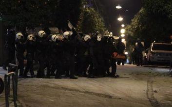 Κουκάκι: Εκκενώθηκε και η ανακατάληψη της Παναιτωλίου - 8 οι συλλήψεις