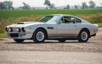 Το πρώτο supercar της Βρετανίας, το Aston Martin V8 Vantage