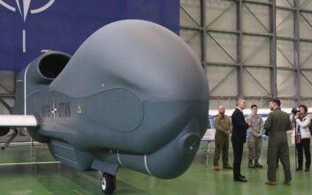 Τα νέα κατασκοπευτικά RQ-4D Phoenix του ΝΑΤΟ «θα μπορούν να βλέπουν σε βάθος τη Ρωσία»