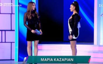 My Style Rocks 3: Απογοήτευσε η Μαρία Καζαριάν στην πρώτη της εμφάνιση στο παιχνίδι