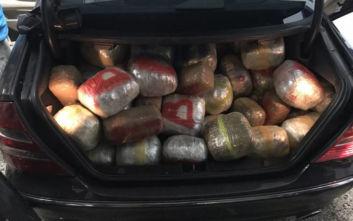Πάνω από 100 κιλά κάνναβης εντοπίστηκαν σε χωριό της Κόνιτσας