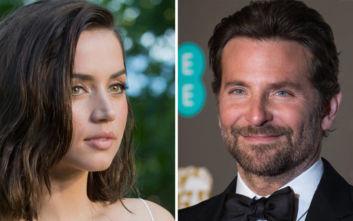 Οργιάζουν οι φήμες ότι η σέξι Ana de Armas είναι η νέα σύντροφος του Bradley Cooper
