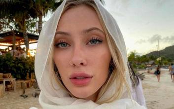 Kaylen Ward: Η γυμνή φιλάνθρωπος που στέλνει φωτογραφίες της για να βοηθήσει την «πληγωμένη» Αυστραλία
