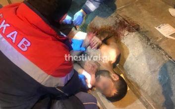 Θεσσαλονίκη: Του επιτέθηκαν με μαχαίρια και ξύλα για 50 ευρώ