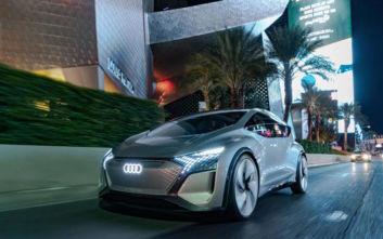 Η επόμενη ημέρα της Audi αποκαλύπτεται στην CES 2020