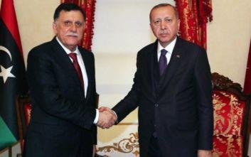 ΕΕ σε Σάρατζ: Η συμφωνία Τουρκίας - Λιβύης καταπατά τα κυριαρχικά δικαιώματα τρίτων χωρών