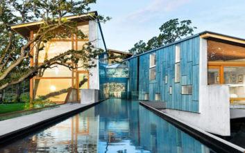 Το πολυβραβευμένο σπίτι των 11,5 εκατ. ευρώ