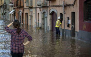 Ισπανία: Στους 13 οι νεκροί από την καταιγίδα Γκλόρια