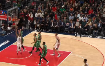 Κυριάκος Μητσοτάκης: Παρακολούθησε αγώνα του NBA στην Ουάσινγκτον