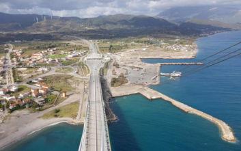 Διεθνής διαγωνισμός για τον πρώην εργοταξιακό χώρο του έργου ζεύξης Ρίου-Αντιρρίου