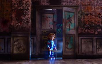 Ο Τσάκι, η κούκλα του σατανά φέρνει τον τρόμο στη μικρή οθόνη