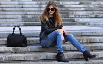 Πώς να φορέσεις φέτος τα skinny jeans