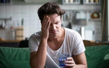 Τι προκαλεί το hangover