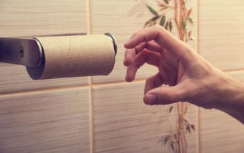 Κλέβουν τα χαρτιά τουαλέτας στην ΕΡΤ