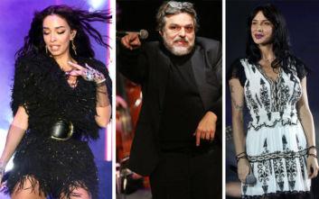 Δημήτρης Παπαδημητρίου: Αν με κλειδώσετε και με μαστιγώνετε, τότε μπορεί να έγραφα για τη Φουρέιρα στην Eurovision