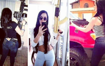 La Catrina: Η 21χρονη που είχε γίνει ο φόβος και ο τρόμος του υποκόσμου