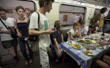 Μια βόλτα στα ρωσικά μέσα μεταφοράς