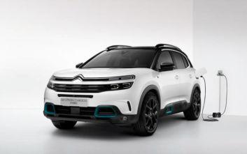 Η νέα εταιρική υπογραφή της Citroën