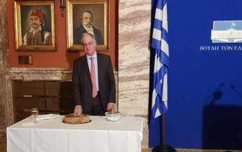 Στο ελληνικό Κοινοβούλιο τον Φεβρουάριο ο πρόεδρος της Βουλής του Μαρόκου