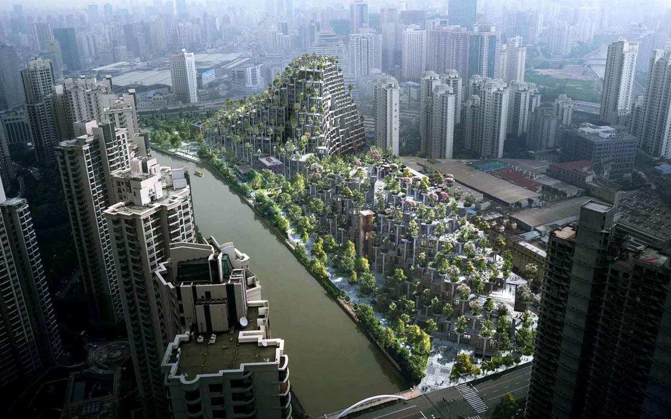 Τα κτίρια που θα αλλάξουν τη μορφή του πλανήτη το 2020