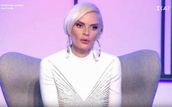 My Style Rocks 3: Δεν έκρυψε τον εκνευρισμό της η Έλενα Χριστοπούλου