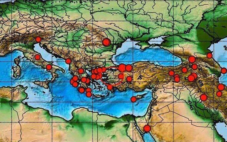 Η «προφητική» ανάρτηση του Χουλιάρα για τον ισχυρό σεισμό στην Τουρκία
