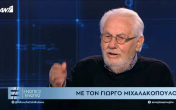 Γιώργος Μιχαλακόπουλος: Οι εξηγήσεις στην ΕΡΤ επί Χούντας για τη σειρά που έπαιζε