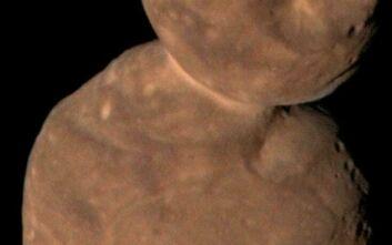 NASA: Στο φως ένα καλύτερο προφίλ του μακρινού «χιονάνθρωπου» Άροκοθ