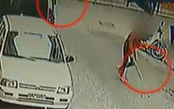 Ξεκαθάρισμα λογαριασμών μεταξύ συμμοριών βλέπει η αστυνομία στη συμπλοκή της Μενάνδρου