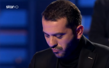 MasterChef 4: Παραλίγο να σπάσει τα δόντια του ο Λεωνίδας Κουτσόπουλος