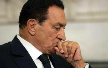 Χόσνι Μουμπάρακ: Ο έκπτωτος πρώην πρόεδρος της Αιγύπτου