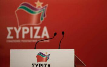 ΣΥΡΙΖΑ: Ο κ. Μητσοτάκης και η ΝΔ συνεχίζουν τους χυδαίους αντιπερισπασμούς και την πολιτική τυμβωρυχία με την τραγωδία στο Μάτι