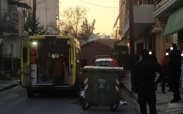Τραγωδία στη Λάρισα: 76χρονη έπεσε από τον 2ο όροφο και σκοτώθηκε