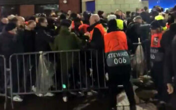 Champions League: Συλλήψεις οπαδών της Μπάγερν χωρίς εισιτήριο στο Λονδίνο