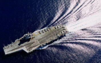 Επιστρέφει στις θάλασσες το αεροπλανοφόρο «Σαρλ ντε Γκολ» μετά τα ύποπτα κρούσματα κορονοϊού