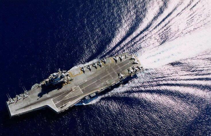Στην Ανατολική Μεσόγειο με το αεροπλανοφόρο «Charles-de-Gaulle» η Γαλλία – Newsbeast