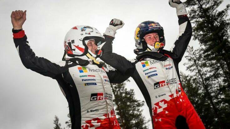 WRC – Ραλι Σουηδίας 2020
