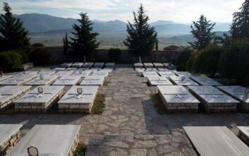 Ενταφιάστηκαν 20 πεσόντες του Β' Παγκοσμίου Πολέμου στην Αλβανία