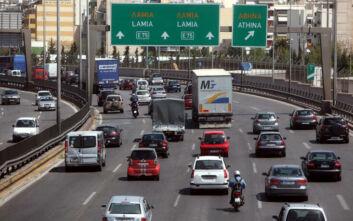 Κίνηση τώρα: Κυκλοφοριακές δυσκολίες στον Κηφισό και την Κηφισίας