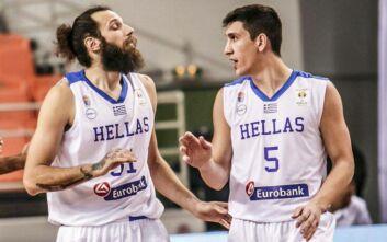 Πρεμιέρα για την Εθνική μπάσκετ στα «παράθυρα» του Eurobasket 2021