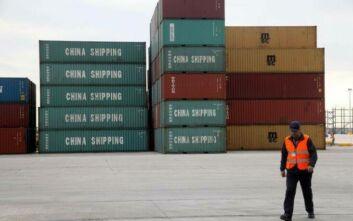 Κατάρρευση του παγκόσμιου εμπορίου λόγω κορονοϊού