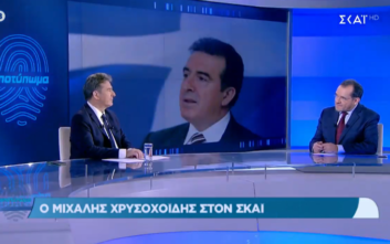 Χρυσοχοΐδης: «Καθαρά» τα Εξάρχεια μέχρι τέλος Μαρτίου